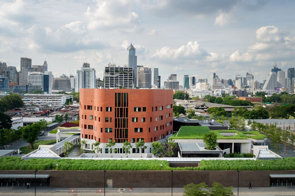 Australian Embassy Bangkok