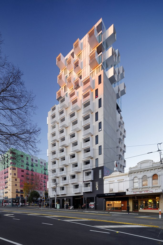 Upperhouse // Jackson Clements Burrows Architects