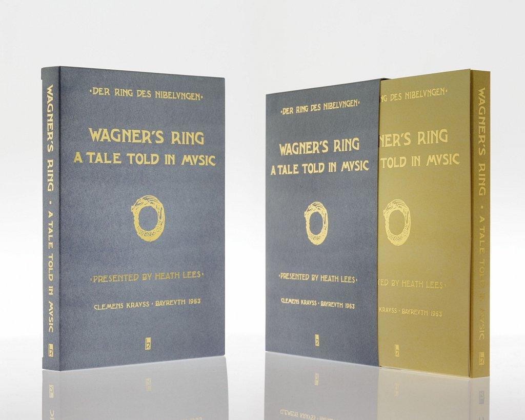 Wagner Box Set // Julie Jame